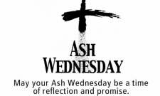 Resource for observing Ash Wednesday 2021 at home